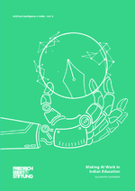 Making AI work in Indian education