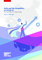 India and the geopolitics of COVID-19
